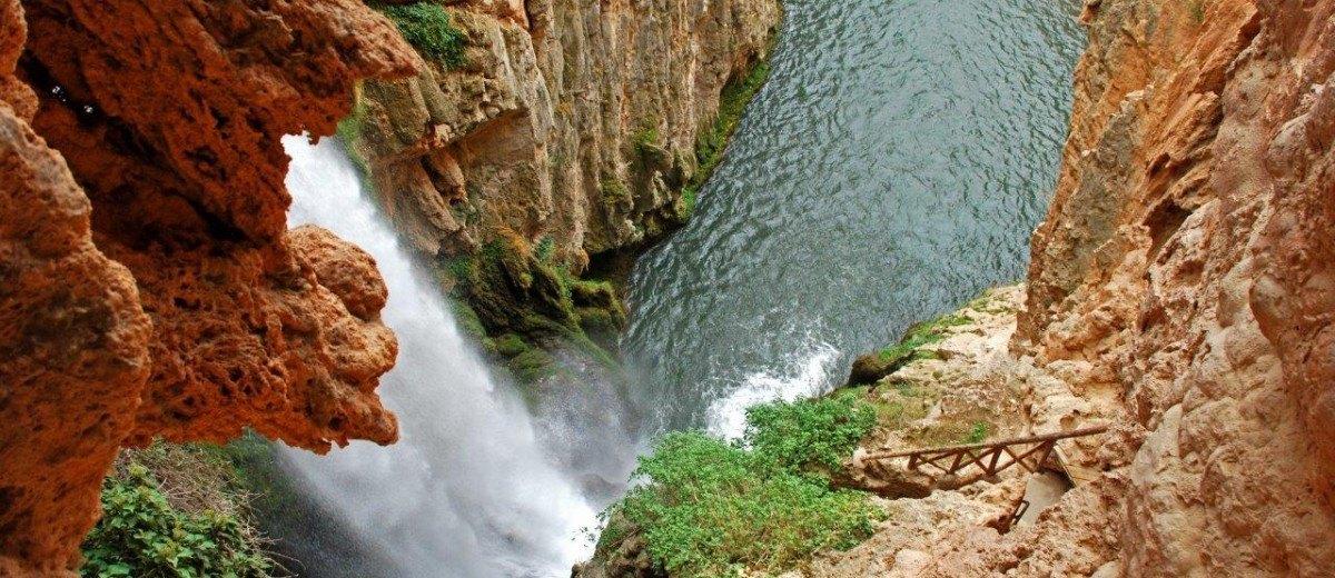 Cascada de Cola de Caballo (Monasterio de Piedra)