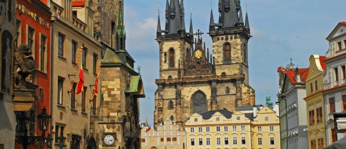 PRAGA  - Plaza Stare Mesto