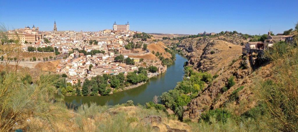 Toledo desde el Mirador de la Vega