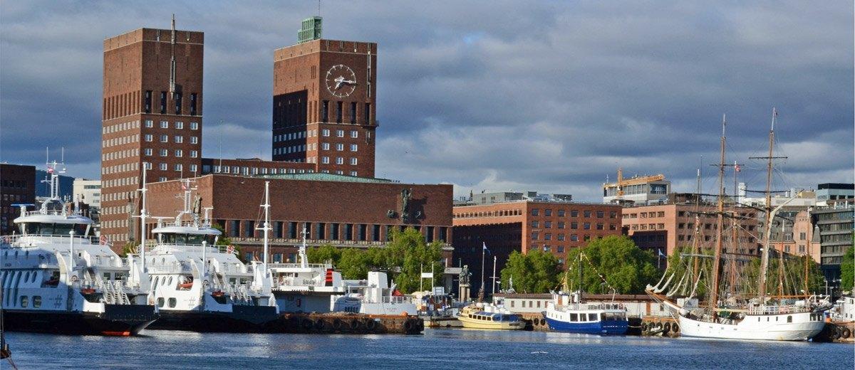 Radhuset - Ayuntamiento de Oslo