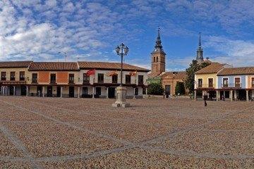 NAVALCARNERO - Plaza Segovia Pano 1