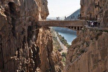 Puente del Caminito del Rey