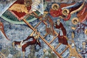 POST PORTADA Monasterio de Sucevita. Escalera de las Virtudes