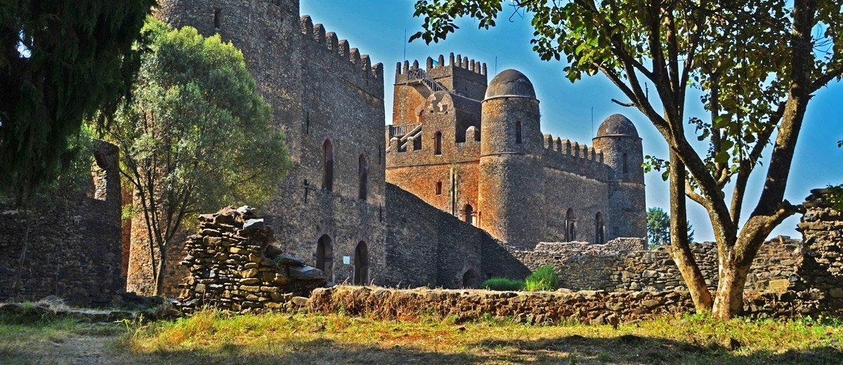 Gondar: Castillos de Fasilidas I