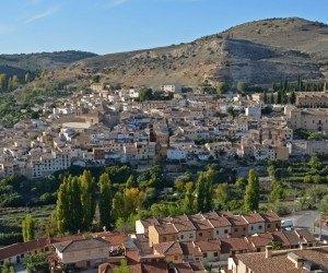 Cuestas: Pueblos edificados sobre las lomas de los valles.