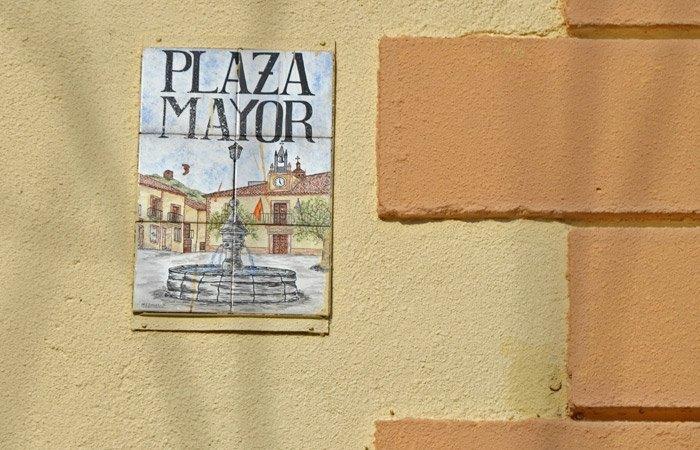 Cartel Plaza Mayor