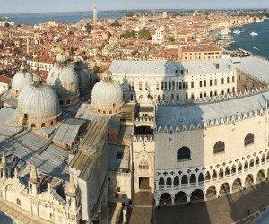 El Conjunto de Basilica de San Marcos y Palazzo Ducale